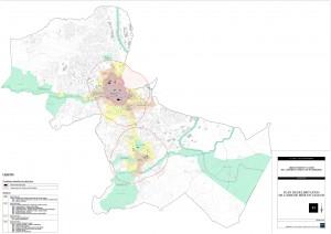 Plan de délimitation de l'AVAP (fichier image 3 Mo)