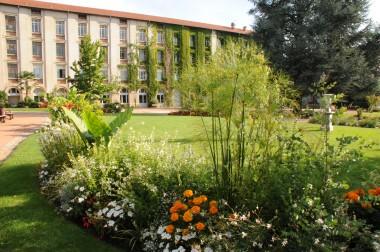 Le jardin d'Allard Crédit : Ville de Montbrison