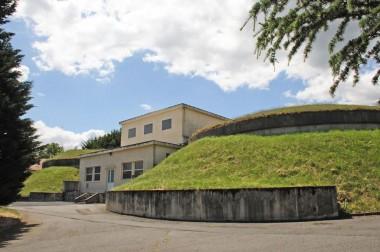 La station d'eau potable de Montbrison Crédit : Ville de Montbrison