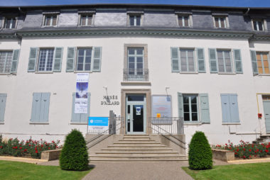 Facade du musée d'Allard Montbrison