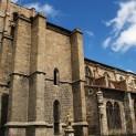 Montbrison: la Collégiale Notre-Dame d'Espérance (XIIIe-XVe siècle). Crédit Ville de Montbrison