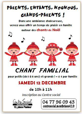 Chant familial