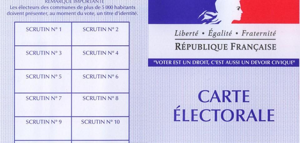 election régionale