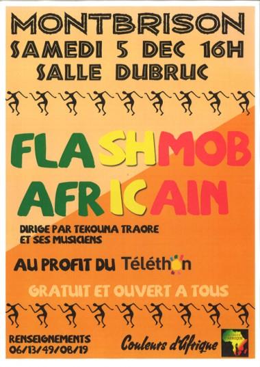 flash mob telethon