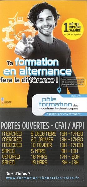portes ouvertes CFAI AFPI