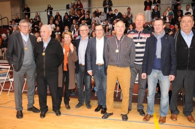 A l'occasion du tournoi 2016, le BCM et la Ville de Montbrison ont rendu hommage à l'équipe championne de France en 1966. C'était en division fédérale, ce qui correspond aujourd'hui à la pro B.