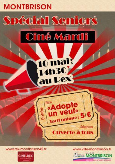 affiche cine mardi du10 mai 2016