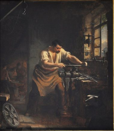 Mallaval Louis Atelier de serrurerie (Copier)