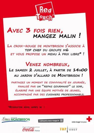 Crédit photo : Conception Croix rouge française