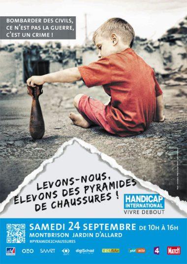 8. Montbrison - Affiche Pyramide
