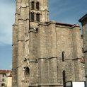 La collégiale Notre Dame. Crédit ville de Montbrison.