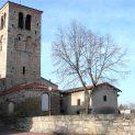 Le clocher de Moingt. Crédit ville de Montbrison.