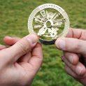 Médaille de la Ville de Montbrison. Crédit ville de Montbrison.
