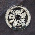 Médaille de la Ville de Montbrison 2. Crédit ville de Montbrison.