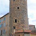La tour de la barrière. Crédit ville de Montbrison.