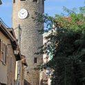 La tour de Moingt. Crédit ville de Montbrison.