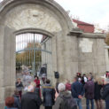 10h portail de Vaux accueil du public