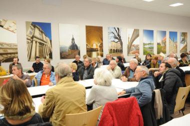 réunion publique coeur de Ville février 2019