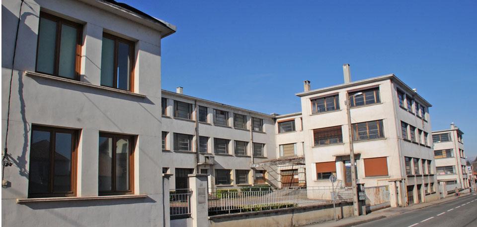 facade batiments gégé
