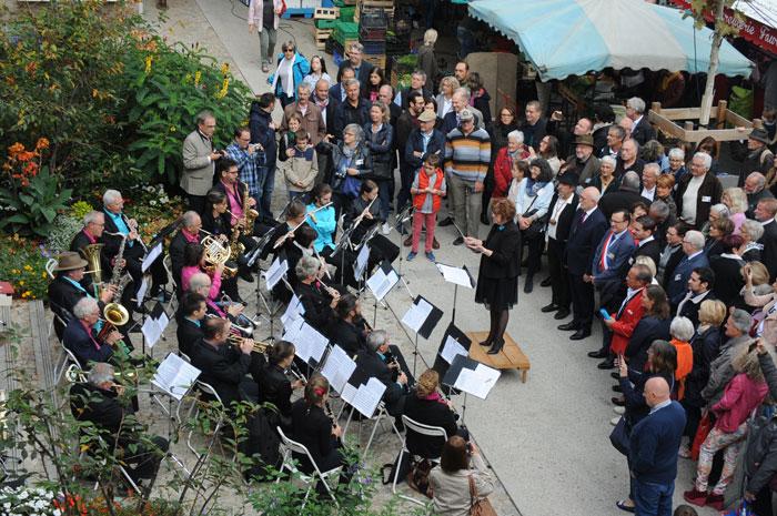 Groupe musical Lyre Montbrisonnaise
