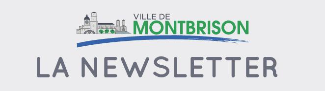 Newsletter de la ville de Montbrison