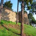 Les remparts de la partie médiévale de la ville. Crédit Ville de Montbrison