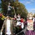 Chaque année les fêtes de la Fourme attirent plusieurs dizaines de milliers de personnes. Crédit Ville de Montbrison