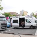 C'est à partir de ces paraboles que le Journal télévisé de TF1 va irriguer les foyers français via Paris.