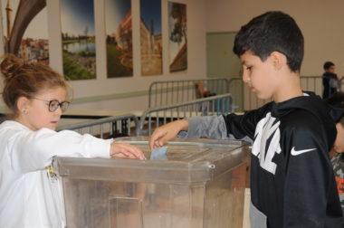 Vote des enfants