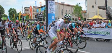 cyclistes du daphiné