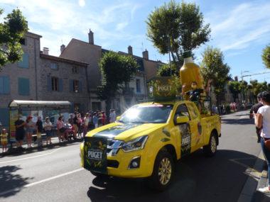 Caravanne du tour de france 2020 - Montbrison
