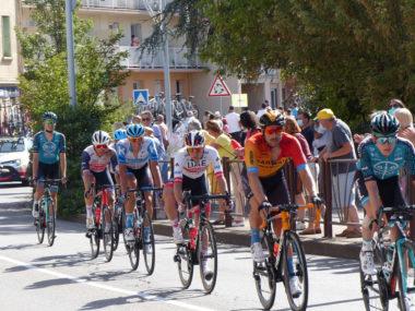Coureur cycliste du Tour de France 2020 - Montbrison