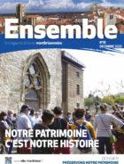 couverture du magazine municipal ensemble n°18