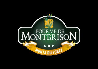 logo fourme de Montbrison AOP