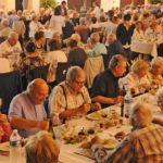 assemblée repas seniors